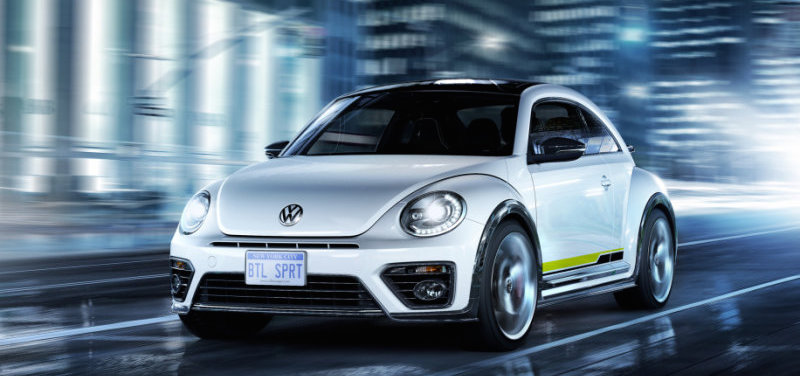 Next Volkswagen Beetle could be all-electric and rear-wheel drive