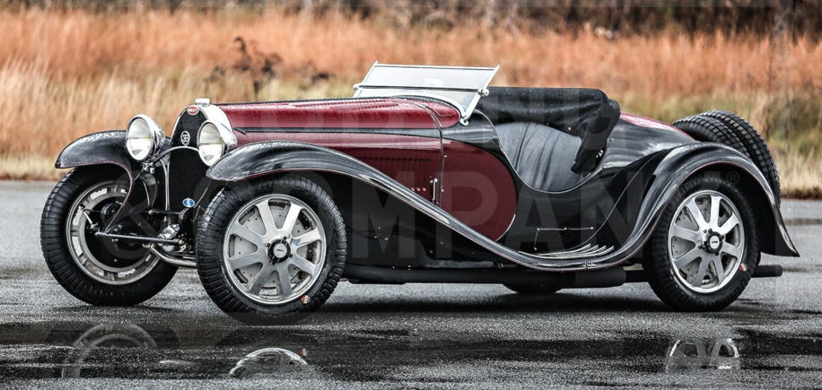 First-built 1931 Bugatti Type 55 could fetch $5 million at auction