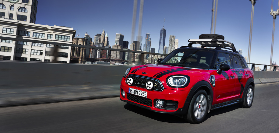 Mini Countryman Panamericana PHEV will tackle 25 800-km trek