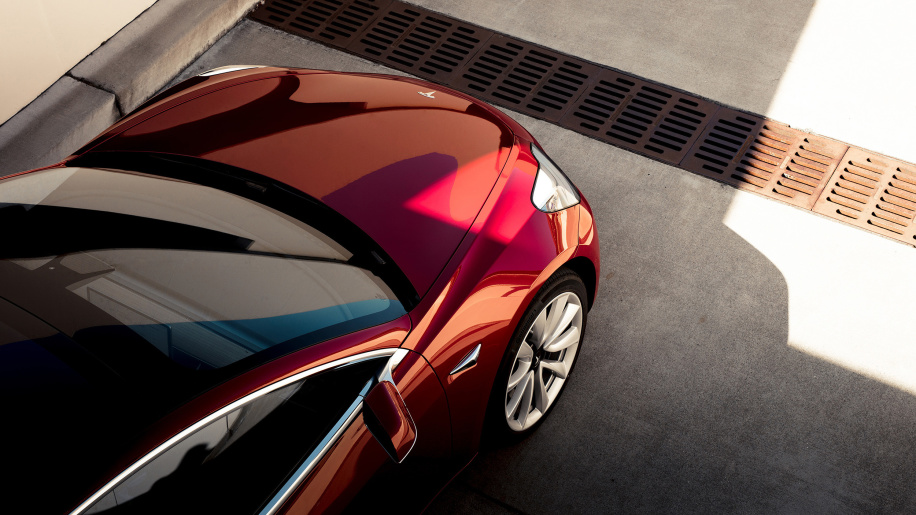 Tesla Model 3 production shuts down for 4-5 days