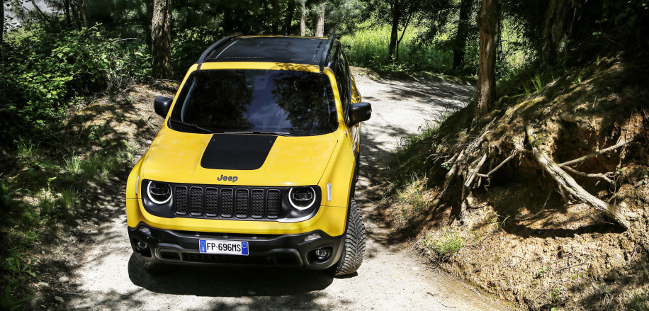 2019 Jeep Renegade Limited and Trailhawk revealed with updated styling