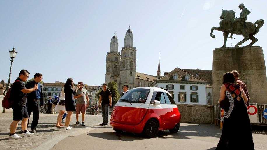 BMW Isetta bubble car revival is finally happening, Swiss brothers say