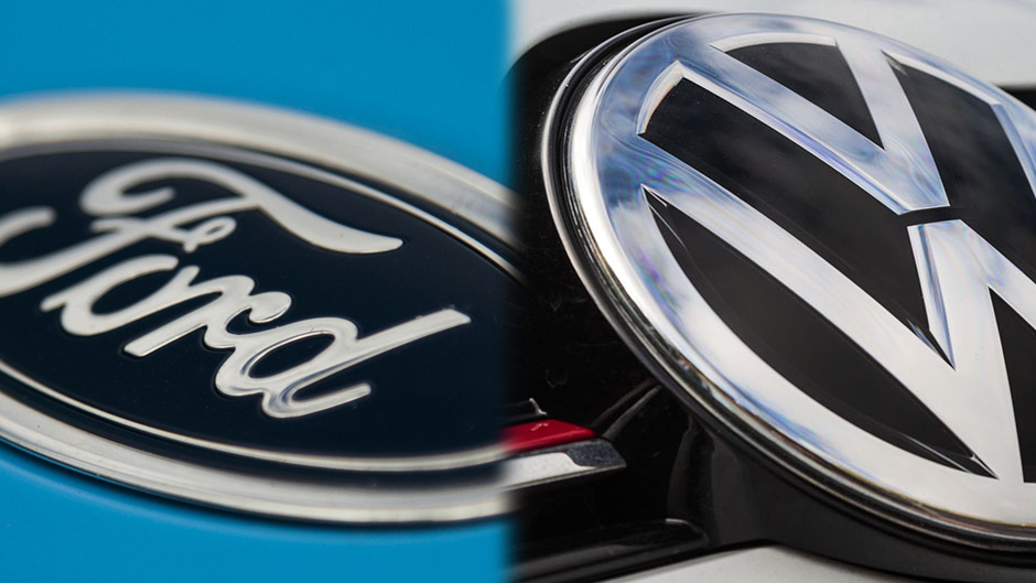 Ford CEO says partnering with VW is a 'delicate dance'