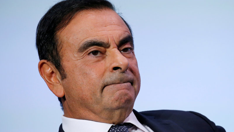 Nissan itself will be indicted alongside Ghosn, report says