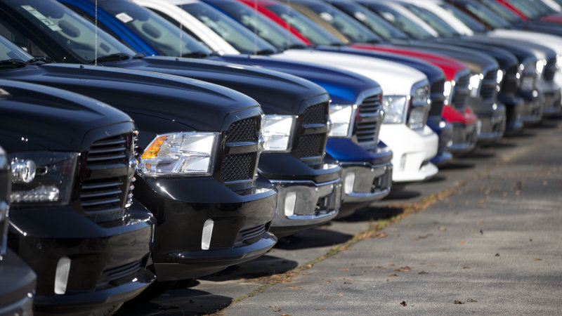 Fiat Chrysler to pay $800M in Jeep, Ram emissions cheating case
