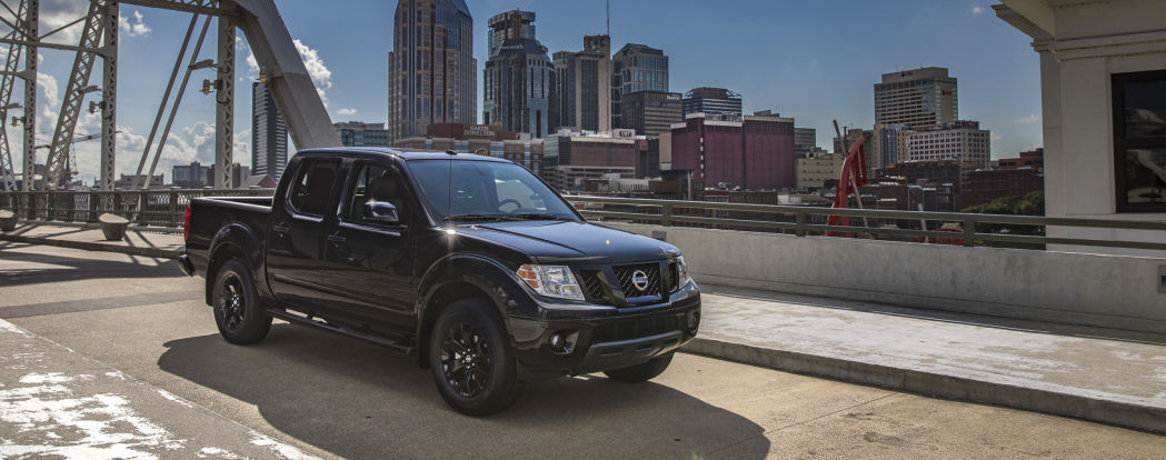 New Nissan Frontier is 'almost finished'