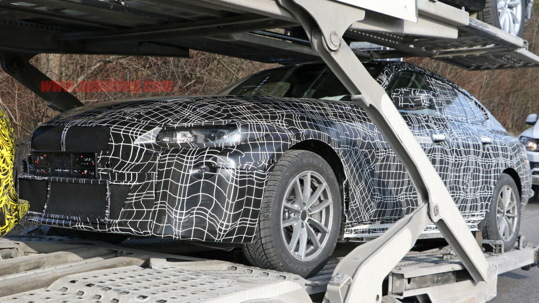 BMW i4 prototype signals a more conventional future for i cars