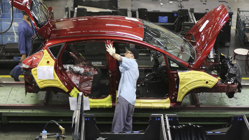 Ford's Brazil shutdown vividly demonstrates automakers' capacity problems