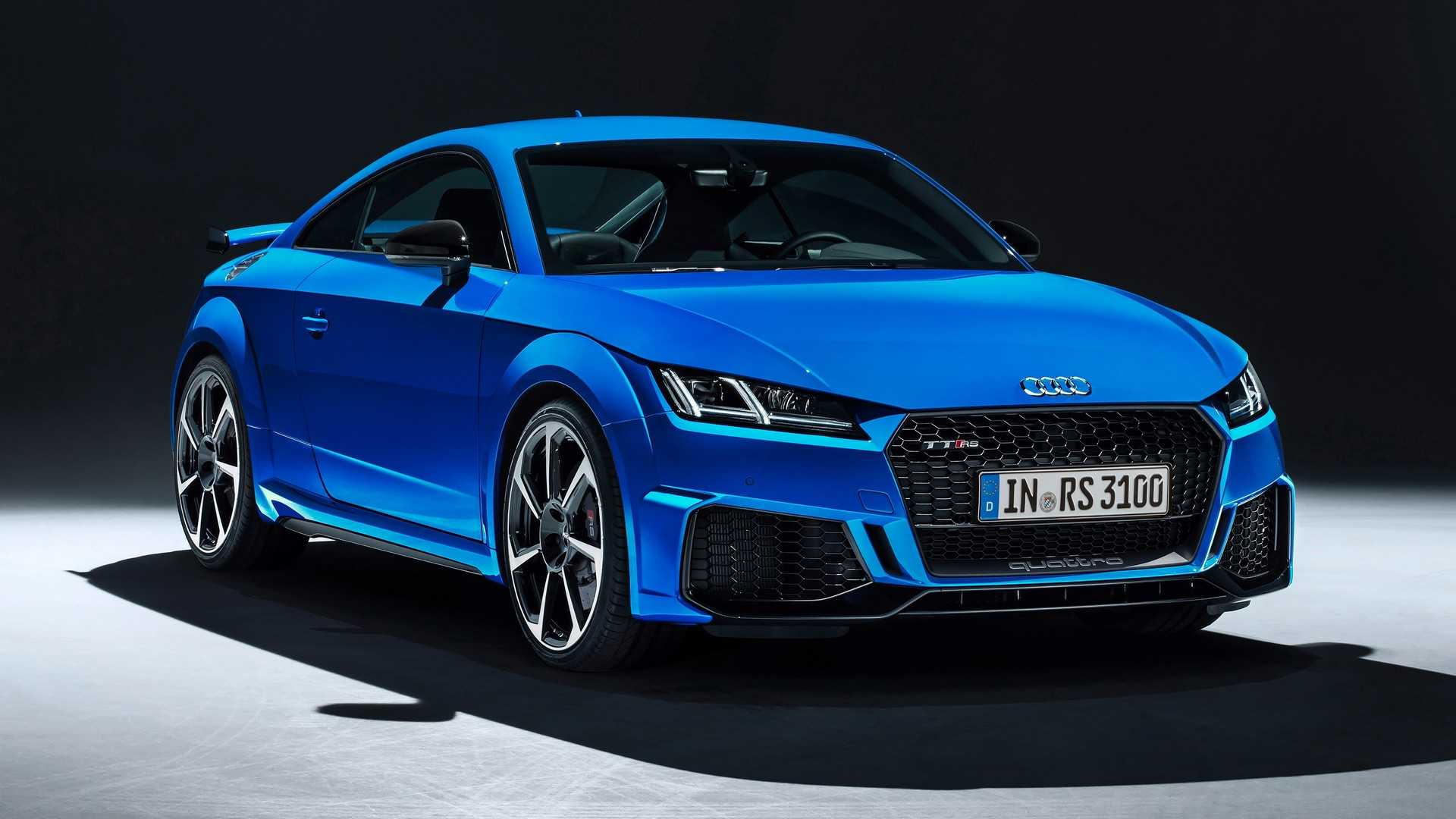 Audi Boss Suggests The TT Won't Get A New Generation
