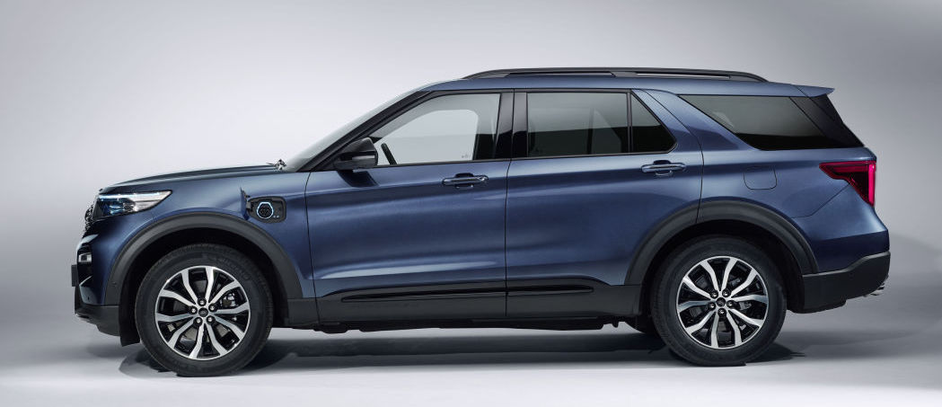 Ford Explorer PHEV revealed