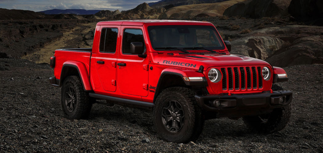 Jeep Gladiator Launch Edition will be the Maximus of Gladiators