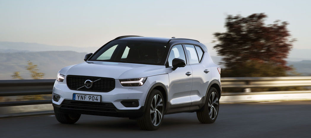 Volvo XC40 crossover now being built in China to meet high demand