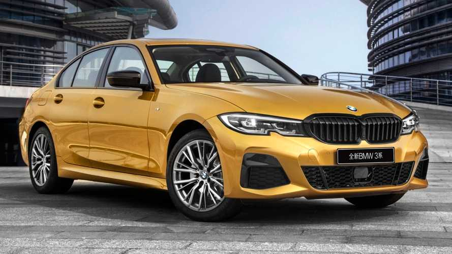 New BMW 3 Series LWB Brings Roomy Cabin To Auto Shanghai