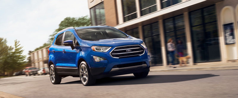 Ford reportedly planning new 'affordable' vehicle for 2022