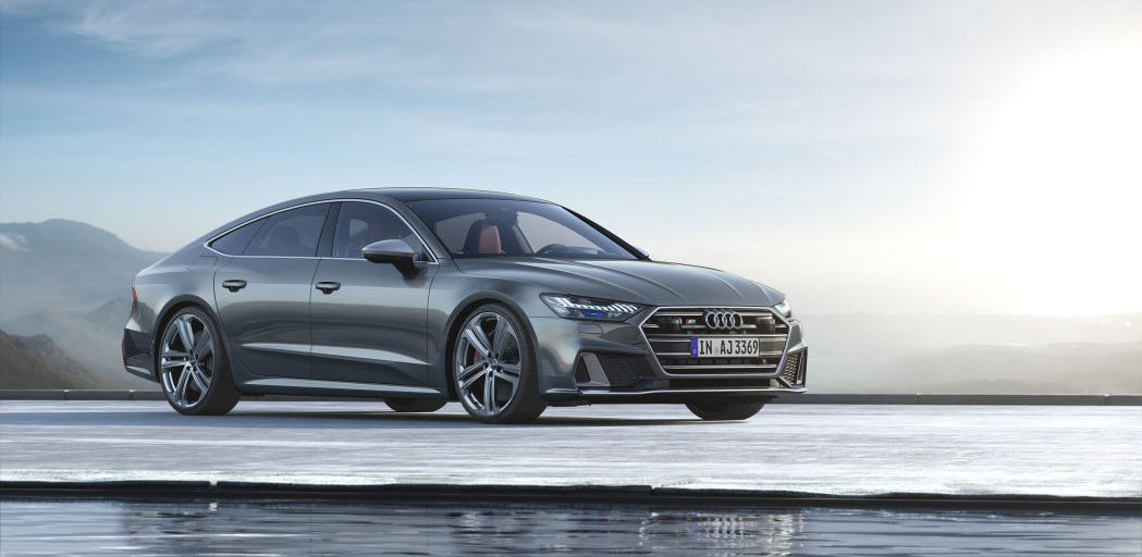 Audi S6 and S7 debut with turbocharged V6 power