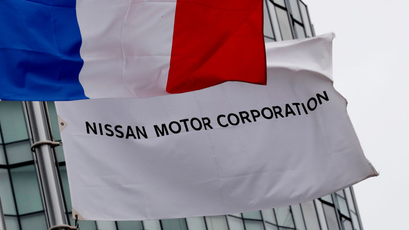 Nissan reportedly rejecting Renault proposal for closer ties