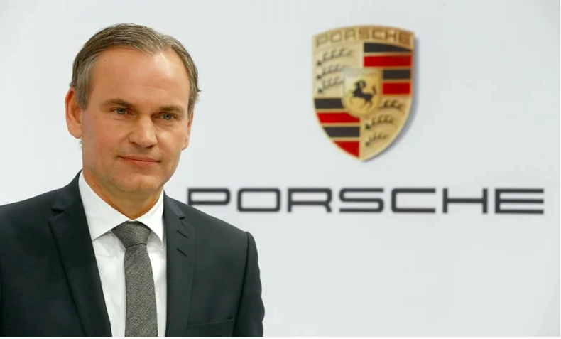 Porsche CEO appears to be under criminal investigation