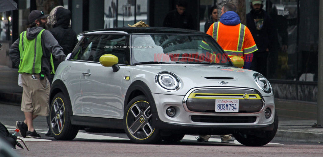 2020 Mini Cooper S E electric car's reveal date announced