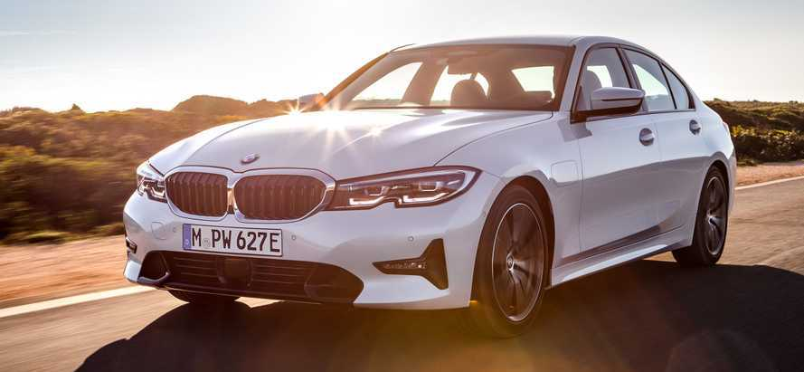2020 BMW 330e Plug-In Hybrid Debuts With 292 HP XtraBoost Power