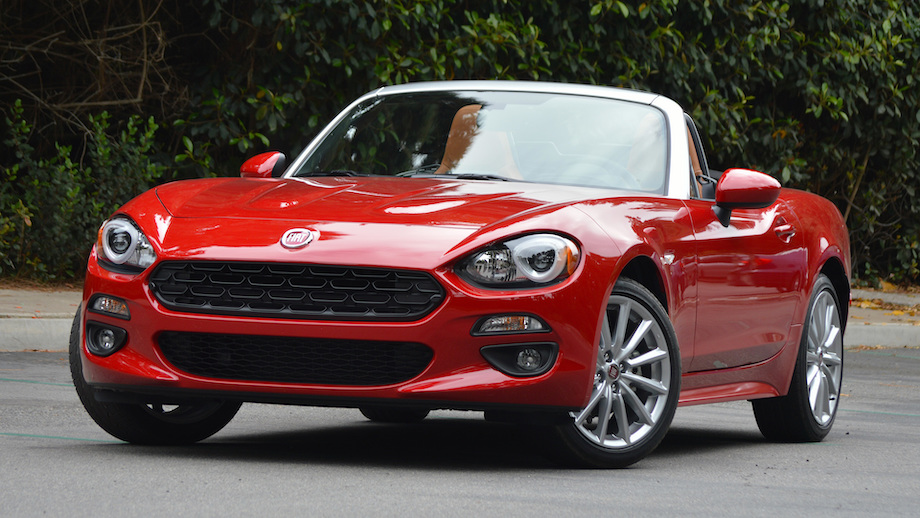 The Fiat 124 Spider's future is uncertain