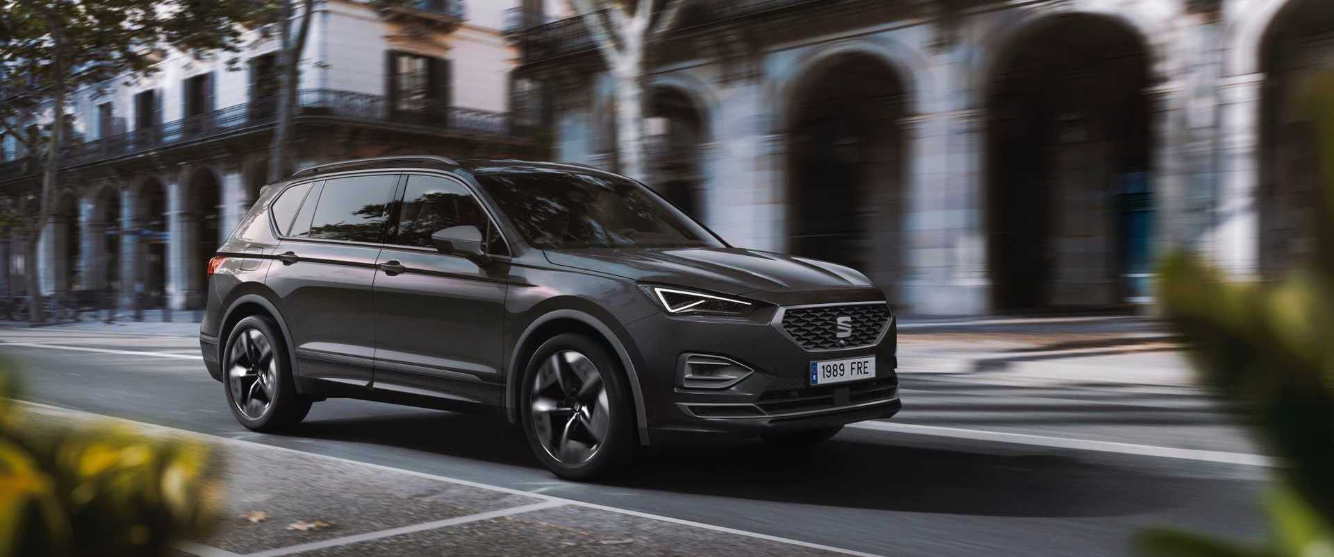 2020 SEAT Tarraco FR Sporty Trim Debuts With PHEV Powertrain