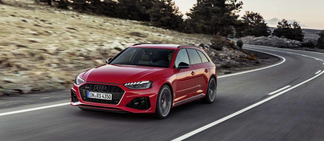 2020 Audi RS 4 Avant announced with sharper look, better tech