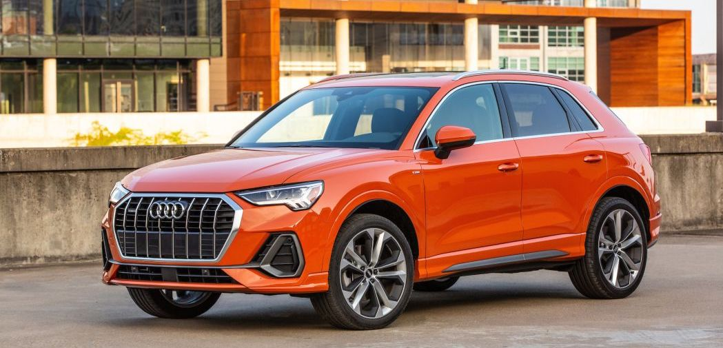 2019 Audi Q3, A7 excel in IIHS crash tests