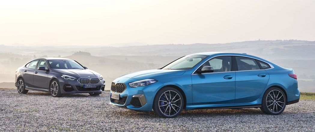 Two for 2: BMW 2 Series Gran Coupe revealed in that many variants