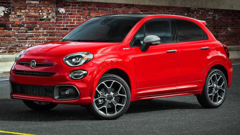 2020 Fiat 500X Sport Arrives With Meaner Appearance, Standard AWD