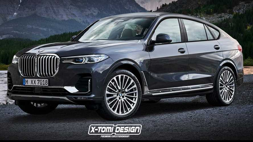BMW X8 M45e Reportedly Planned As An M Performance Hybrid Model