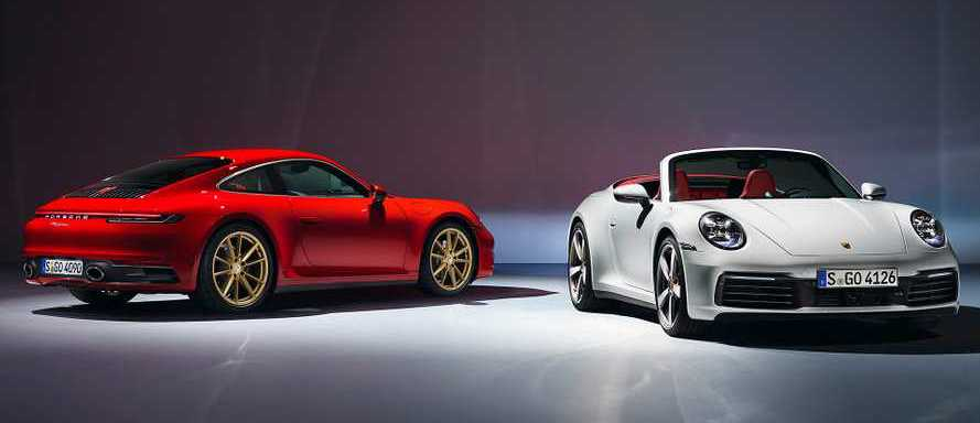 Porsche 911 Hybrid Will Be The 'Highest-Performance 911 Of All'