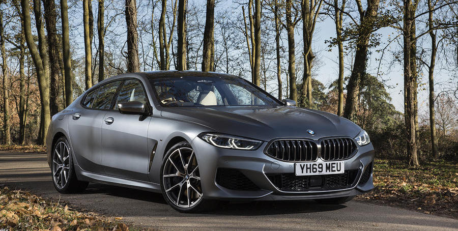 BMW 8 Series 840d xDrive Gran Coupe 2019 UK review