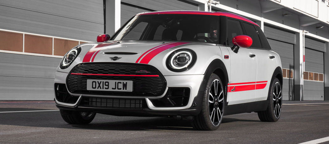 Next-generation Mini Clubman could morph into a crossover