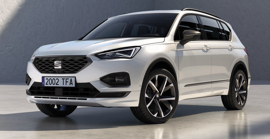 Seat Tarraco gains sports-style FR trim for 2020