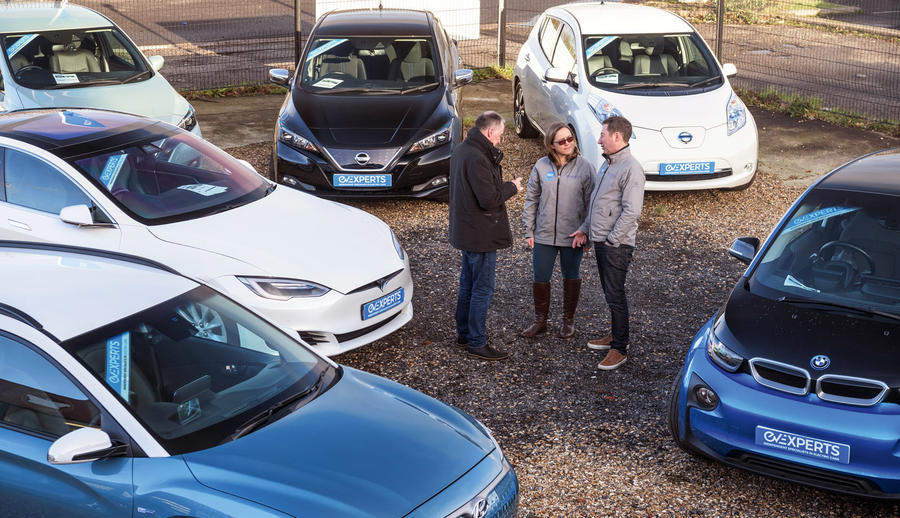 Used EV guide: how to buy a second-hand electric car