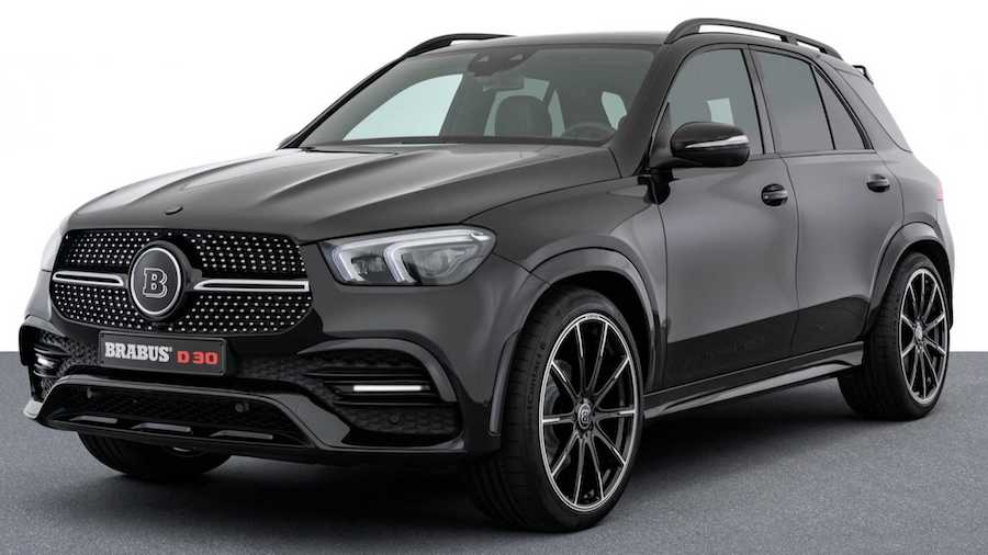 Mercedes GLE And GLS Discreetly Modified By Brabus