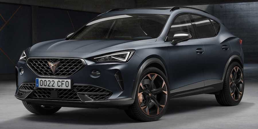 2021 Cupra Formentor Debuts: Up To 306 HP, Plug-In Hybrid Available