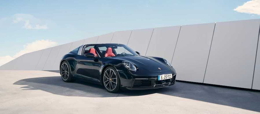 2021 Porsche 911 Targa 4, 4S Models Debut, Offering Best Of Both Worlds