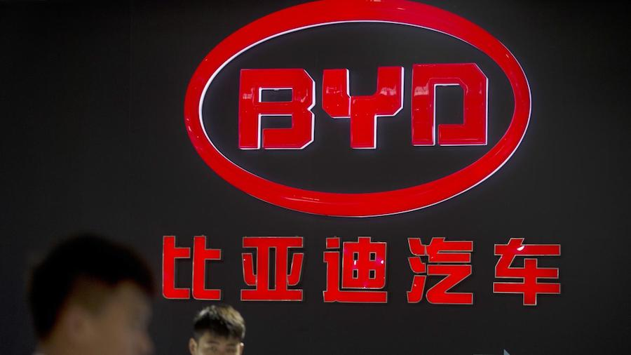 Jaguar Land Rover in talks with BYD for battery supply