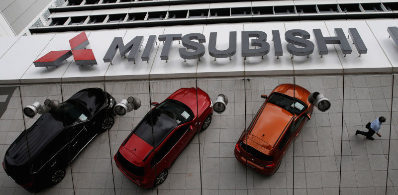 Mitsubishi freezes introduction of new models for Europe