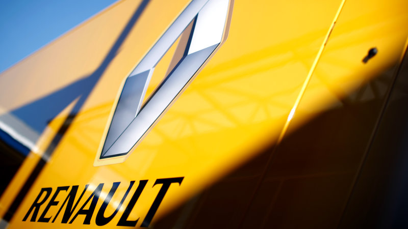 Renault posts record £6.5 billion loss in first half of 2020