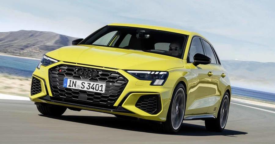 New Audi S3 Sportback and Saloon arrive with 306bhp