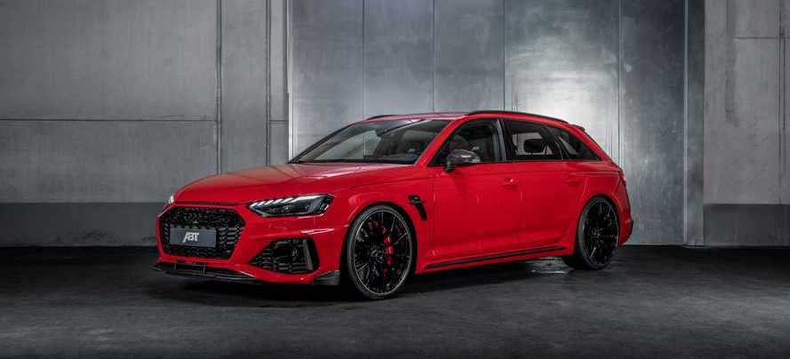 ABT RS4-S Is An Audi RS4 Avant With Extra Oomph