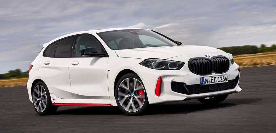 2021 BMW 128ti Fully Revealed To Show FWD Bimmers Can Be Sporty