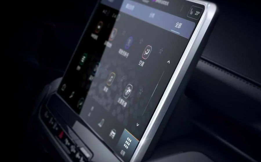 2022 Jeep Compass Teased Showing Updated Face And Infotainment Screen