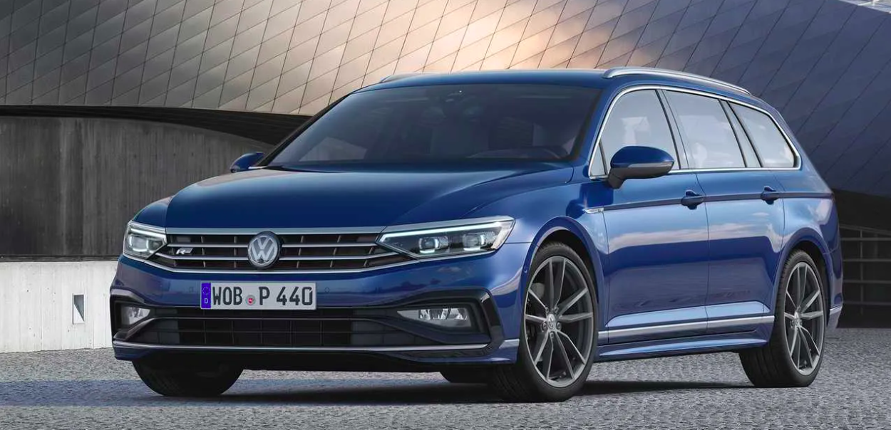 Volkswagen Is Killing The Passat Sedan In Europe, Too: Report