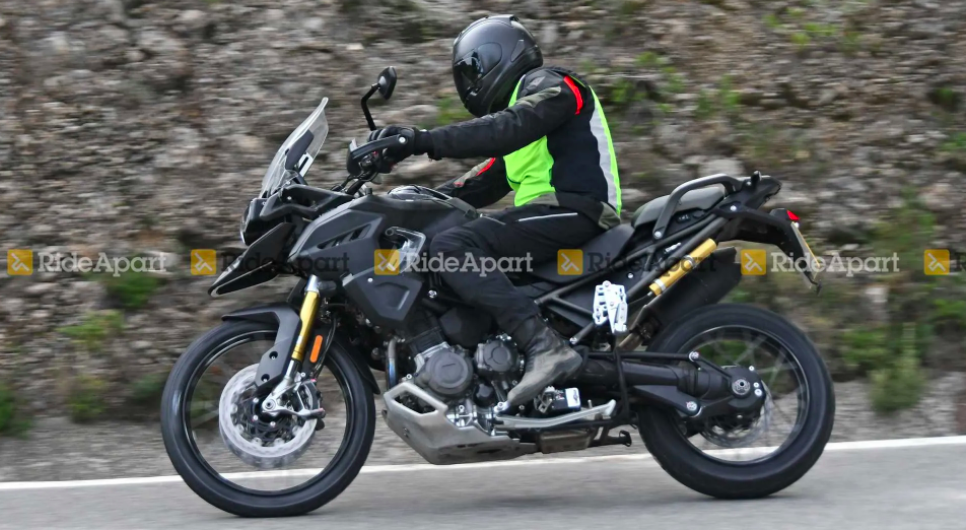 Is The Upcoming Triumph Tiger 1200 Getting A Speed Triple Engine?