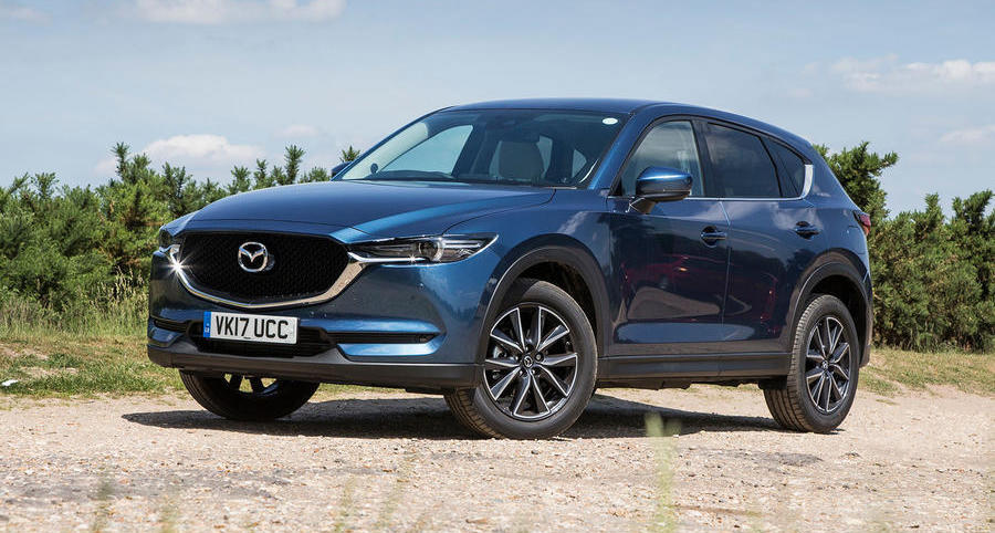 Nearly new buying guide: Mazda CX-5