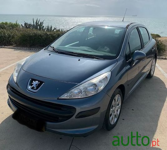 2006 Peugeot 207 in Cascais, Portugal - 2