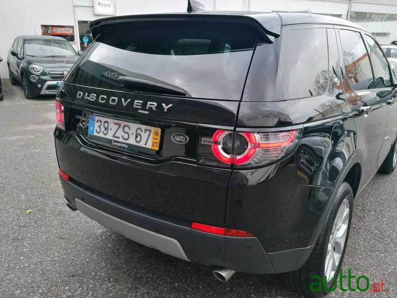 2018 Land Rover Discovery Sport in Beja, Portugal - 2